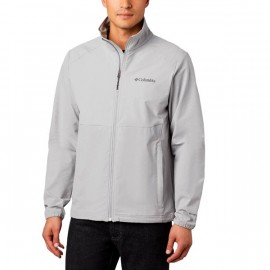 COLUMBIA HEATHER CANYON NON HOODED JACK GREY