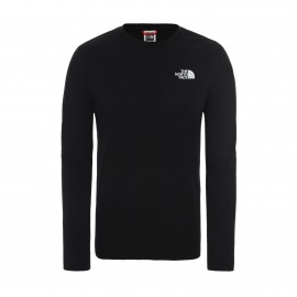 THE NORTH FACE red box l/s