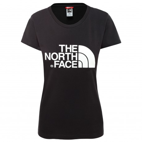 The North Face W S/S EASY TEE TNF BLACK
