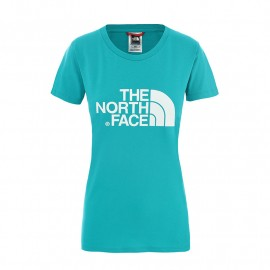 The North Face W S/S EASY TEE JAIDEN GREEN