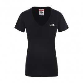 camiseta THE NORTH FACE simple dome mujer