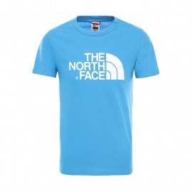The North Face Y S/S EASY TEE CLEAR LAKE BLUE