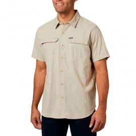 COLUMBIA SILVER RIDGE 2.0 SHORT SLEEVE FOSSIL