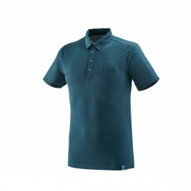 Millet IMJA WOOL POLO CASTLE GRAY