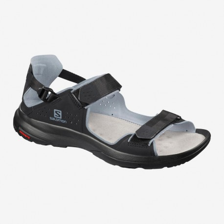 SALOMON TECH SANDAL BLACK