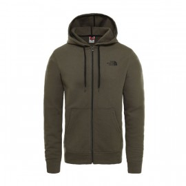 THE NORTH FACE arashi logo hoodie