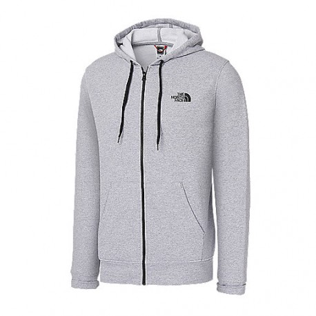 The North Face M ARASHI LOGO HOODY TNF LIGHT GREY HEATHER