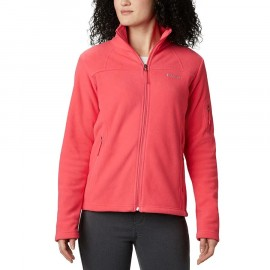 COLUMBIA FAST TREK II JACKET BRIGHT GERANIUM