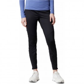 COLUMBIA ROFFE RIDGE WINDBLOCK LEGGING BLACK