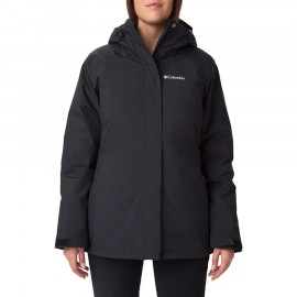 COLUMBIA TOLT TRACK INTERCHANGE JACKET BLACK/