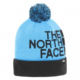 The North Face SKI TUKE CLEAR LAKE BLUE/TNF BLACK