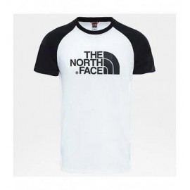 The North Face M SS RAGLAN EASY TEE BURNT OLIVE GREEN