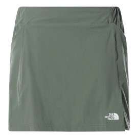 The North Face W SPEEDLIGHT SKORT - EU AGAVE GREEN-WROUGHT IRON